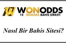 Wonodds Nasıl Bir Bahis Sitesi?