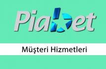 Piabet Müşteri Hizmetleri