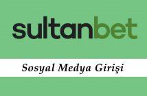 Sultanbet Sosyal Medya Giriş